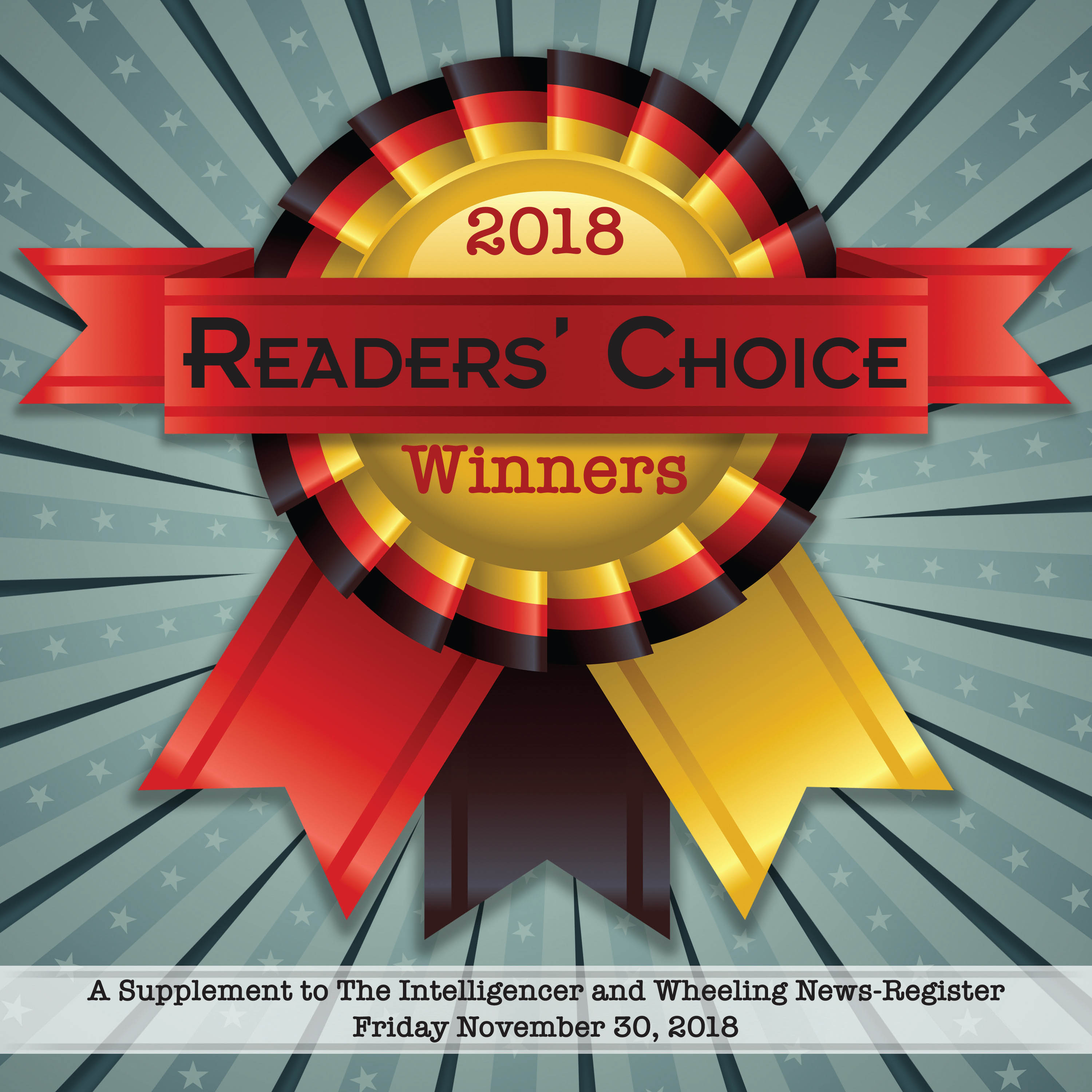 2018 Readers' Choice Winners