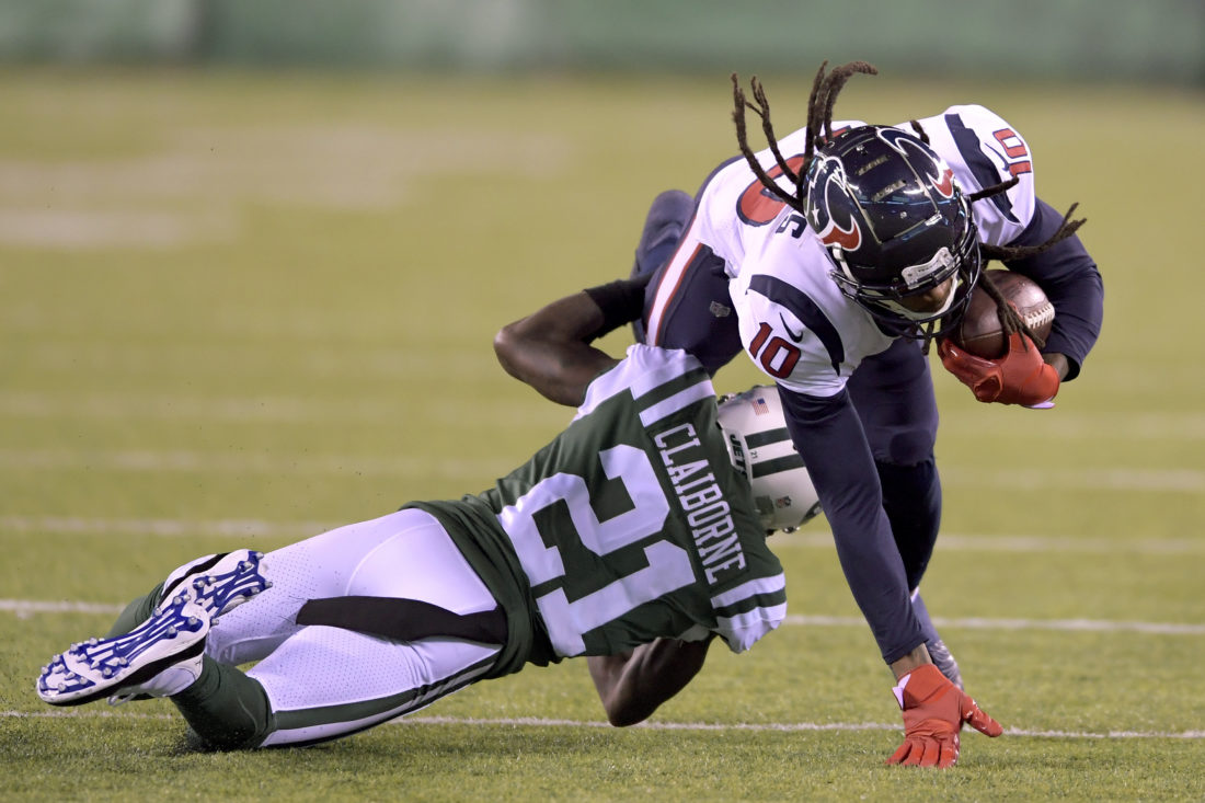 Texans shoot down New York Jets