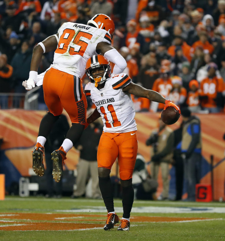 Mayfield, Browns Defeat Injury-Depleted Broncos