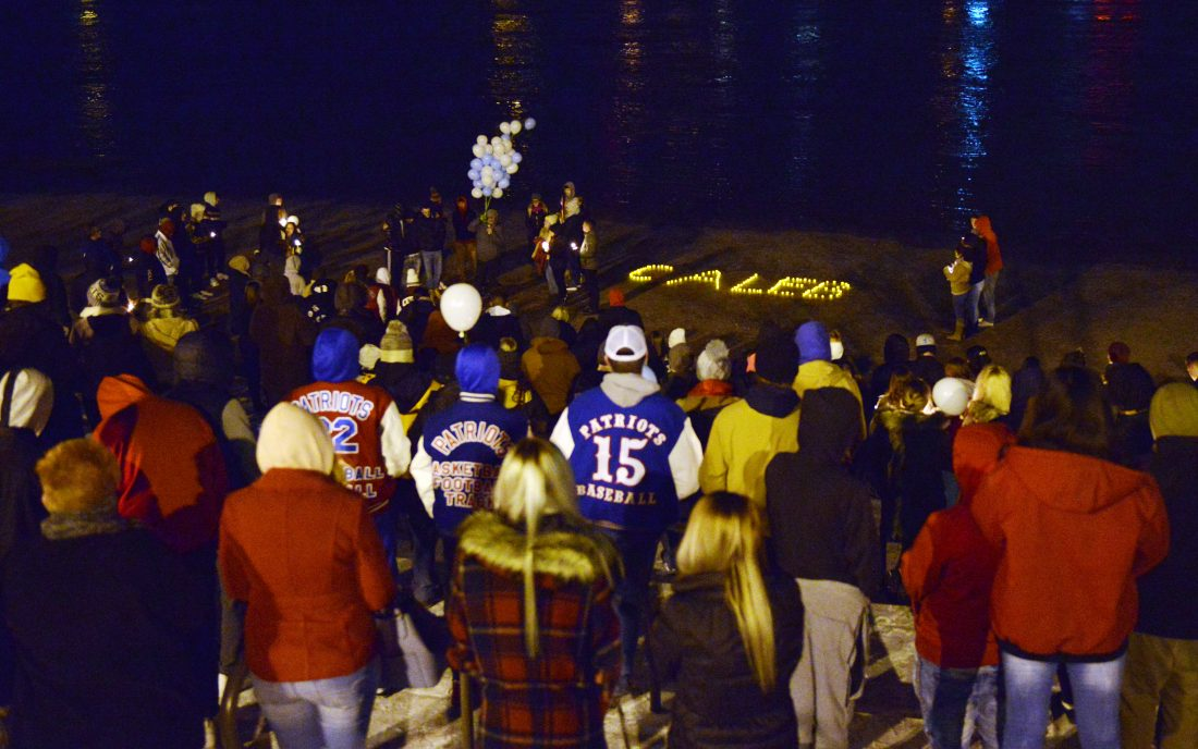 Updated: Candlelight Vigil Held in Wheeling for Caleb Smail | News, Sports, Jobs - The Intelligencer