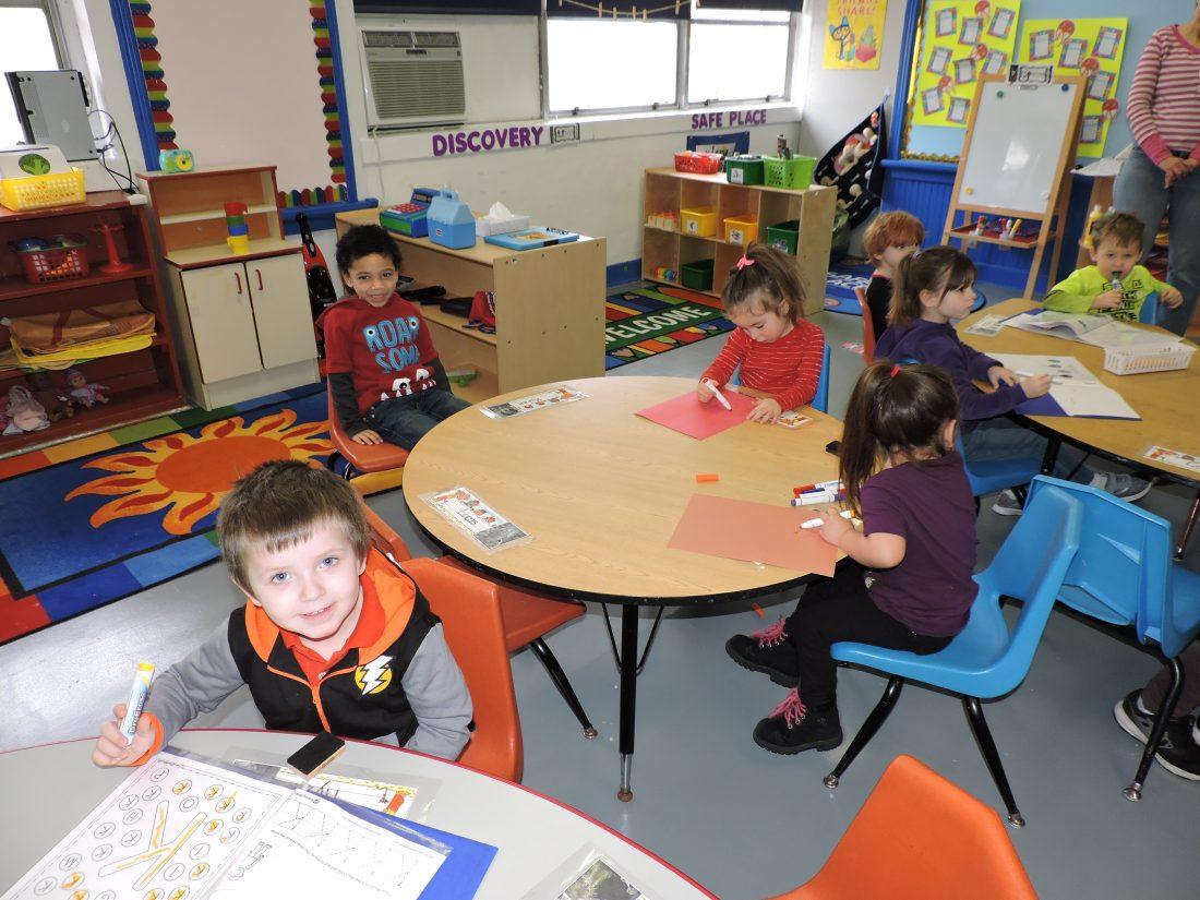 How Rich Kids Get Head Start >> Free Preschool Giving Kids A Head Start News Sports Jobs The