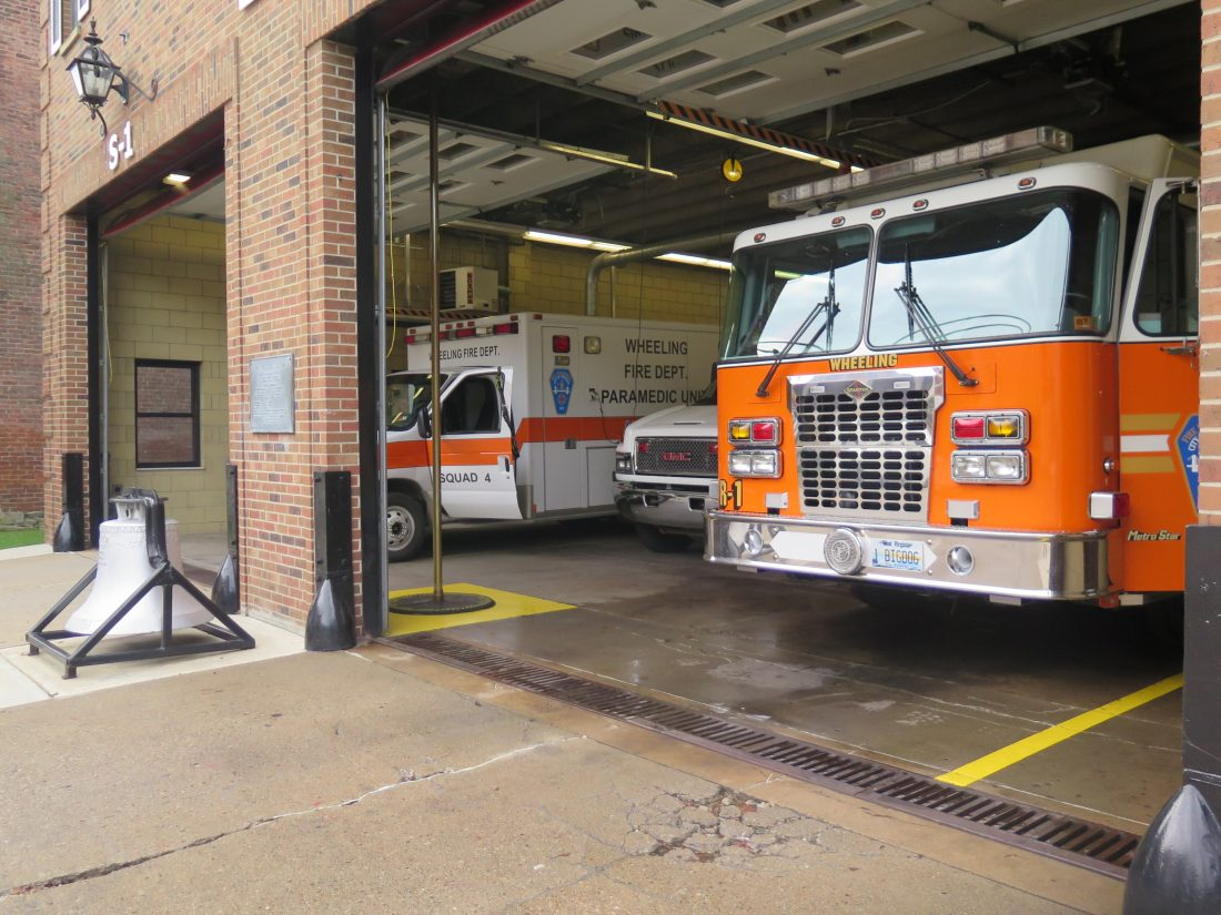 city of wheeling�s proposed 349 million budget differs