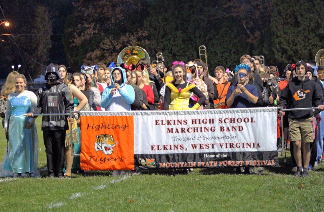 Tigers Get Into Halloween Spirit | News, Sports, Jobs - The ...
