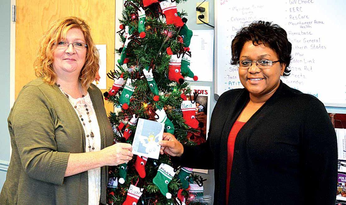 Catholic Charities makes Christmas brighter | News, Sports, Jobs ...