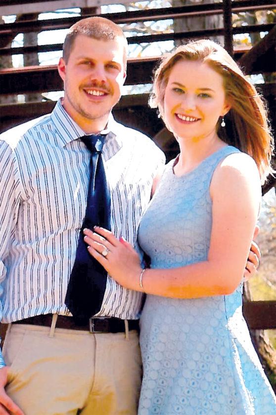 Adam Joseph Burky and Kylee Christine Gear