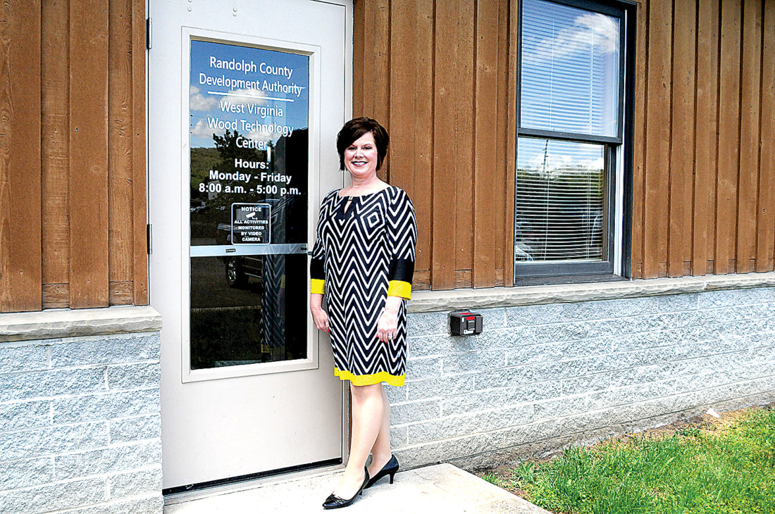 Wendy Hill, of Parkersburg, is now serving as the executive director of the Elkins-Randolph County Chamber of Commerce, which not only has a new leader, but a new location.
