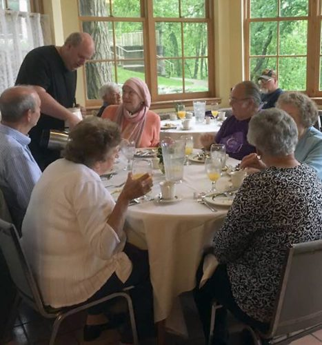 Submitted photo This year's Randolph County Relay For Life Survivors Breakfast takes place Saturday at a new location, Graceland Inn & Restaurant, which also served as an event sponsor.