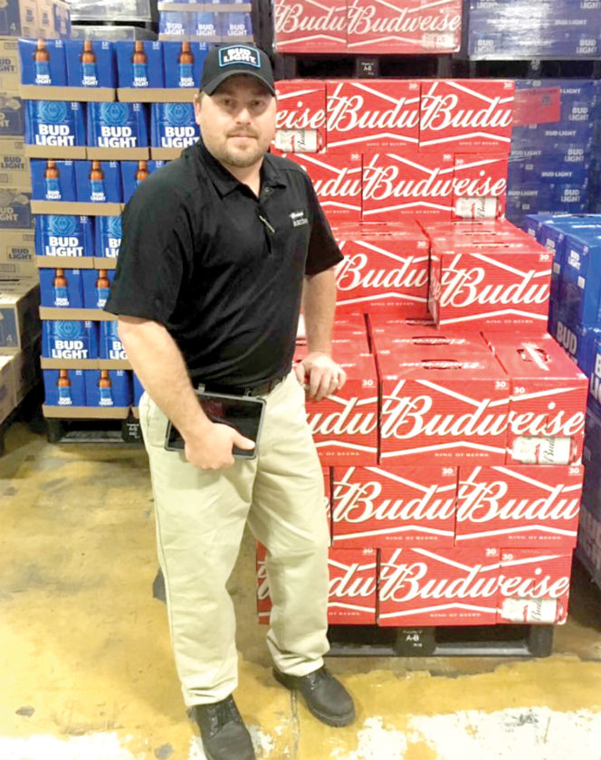 Elkins Distributing Co.'s Steve Smith has been recognized in the National Beer Wholesalers Association Employee Spotlight Program. Smith has been with Elkins Distributing Co. for 23 years.