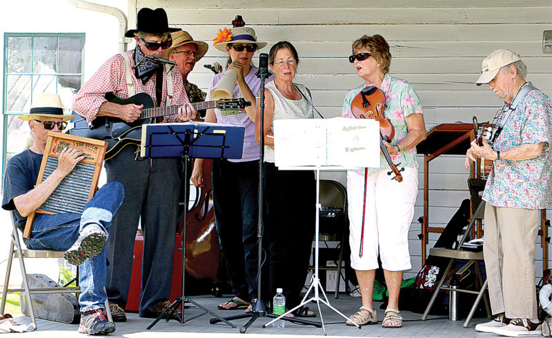 Submitted photos A variety of music will be showcased at Beverly Heritage Days: Centuries of History, set for July 14-16.