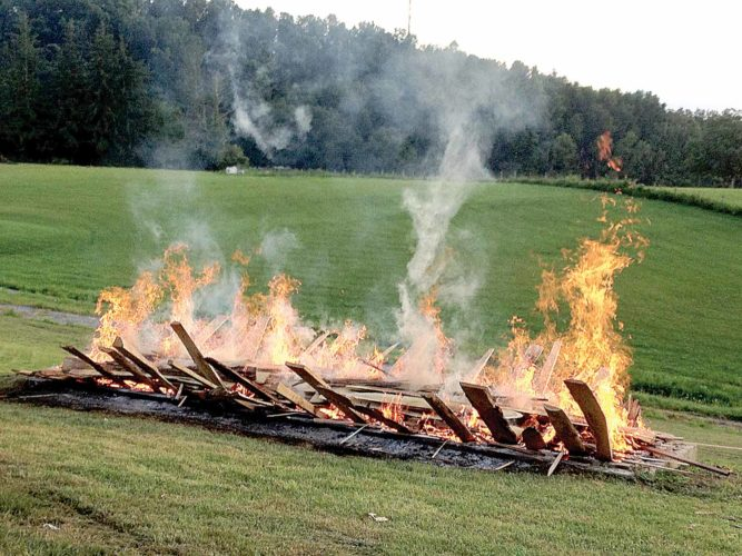 Submitted photo The Randolph County Parks & Recreation Board and Camp Pioneer will present its 54th annual Ox Roast from 4-7 p.m. Thursday at Camp Pioneer in Beverly.