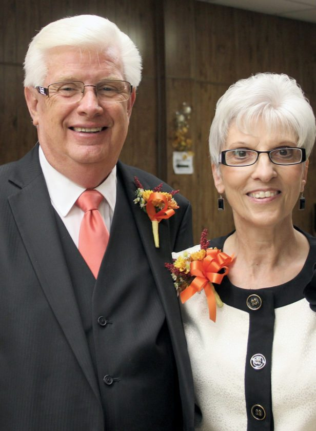 Pastor Jim and Shelia Tallman