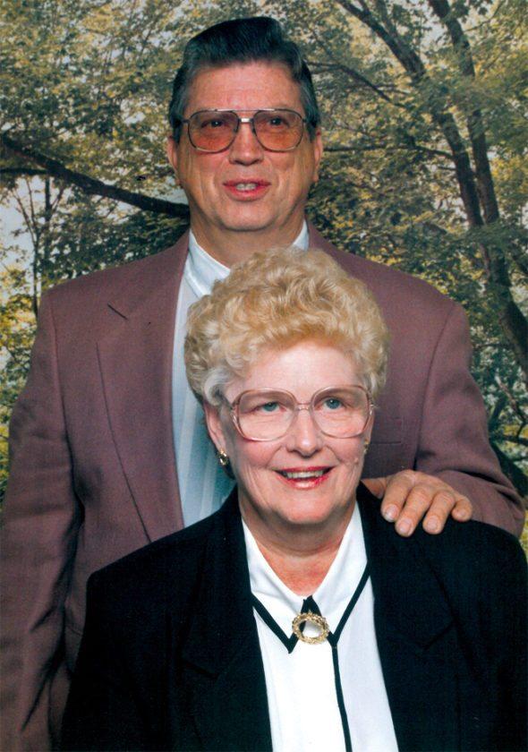 James and Patsy Sacks
