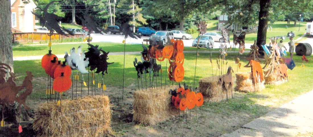 The spacious grounds of Jackson's Mill near Weston will be filled with crafters today through Sunday evening as the Jackson's Mill Jubilee features artisans, food and musicians.