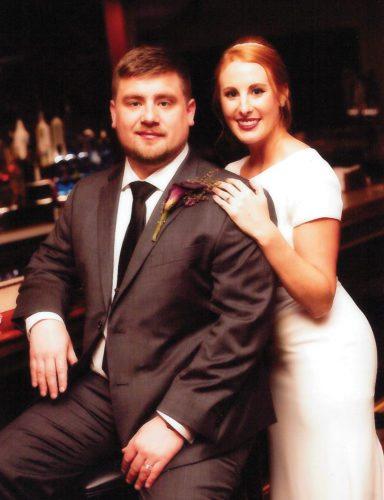 Mr. and Mrs. Samuel Storrick