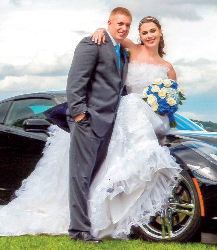 Mr. and Mrs. Brennan Michael Elza