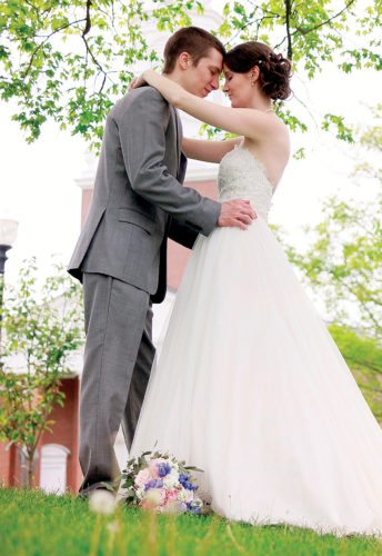 Mr. and Mrs. Matthhew Walker