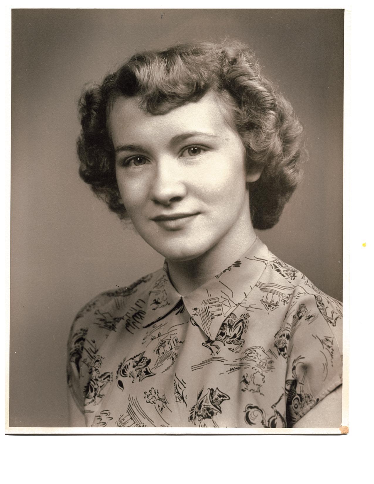 Mary Frances Hedrick Shifflett