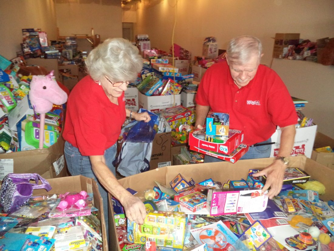 Toys For Tots Volunteer : Toys for tots address tax purposes wow