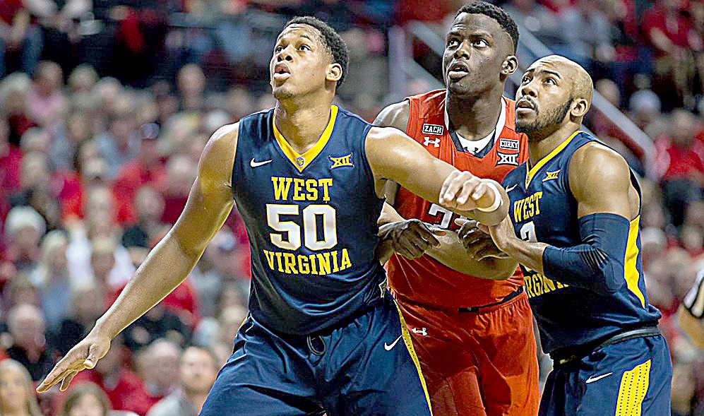 West Virginia vs Texas Tech basketball