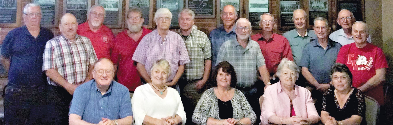 Tvhs Class Of 1964 Hosts Reunion News Sports Jobs The