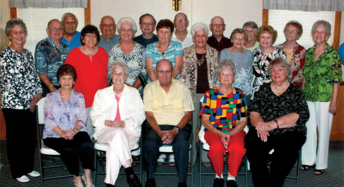 Bhs Class Of 1953 Hosts Reunion News Sports Jobs The Intermountain