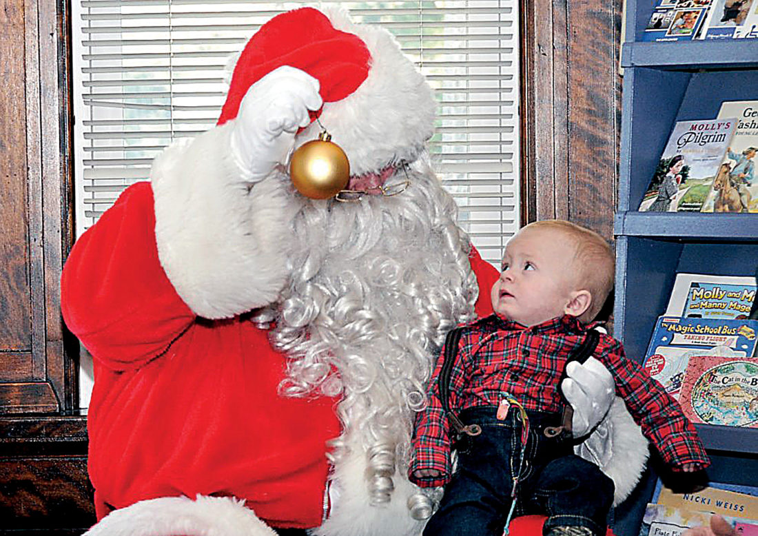 Cookies With Santa Event Set At Youth Health Service News Sports