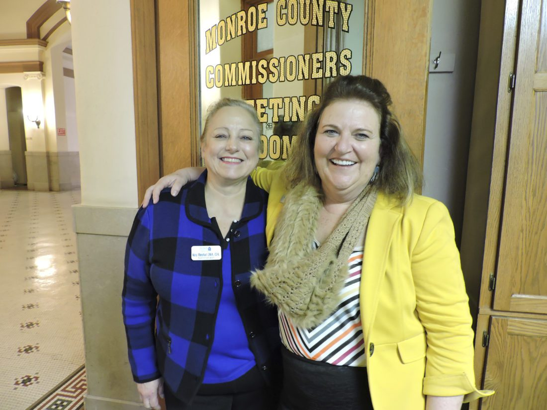 Monroe County Care Center Nearing Re Certification News Sports