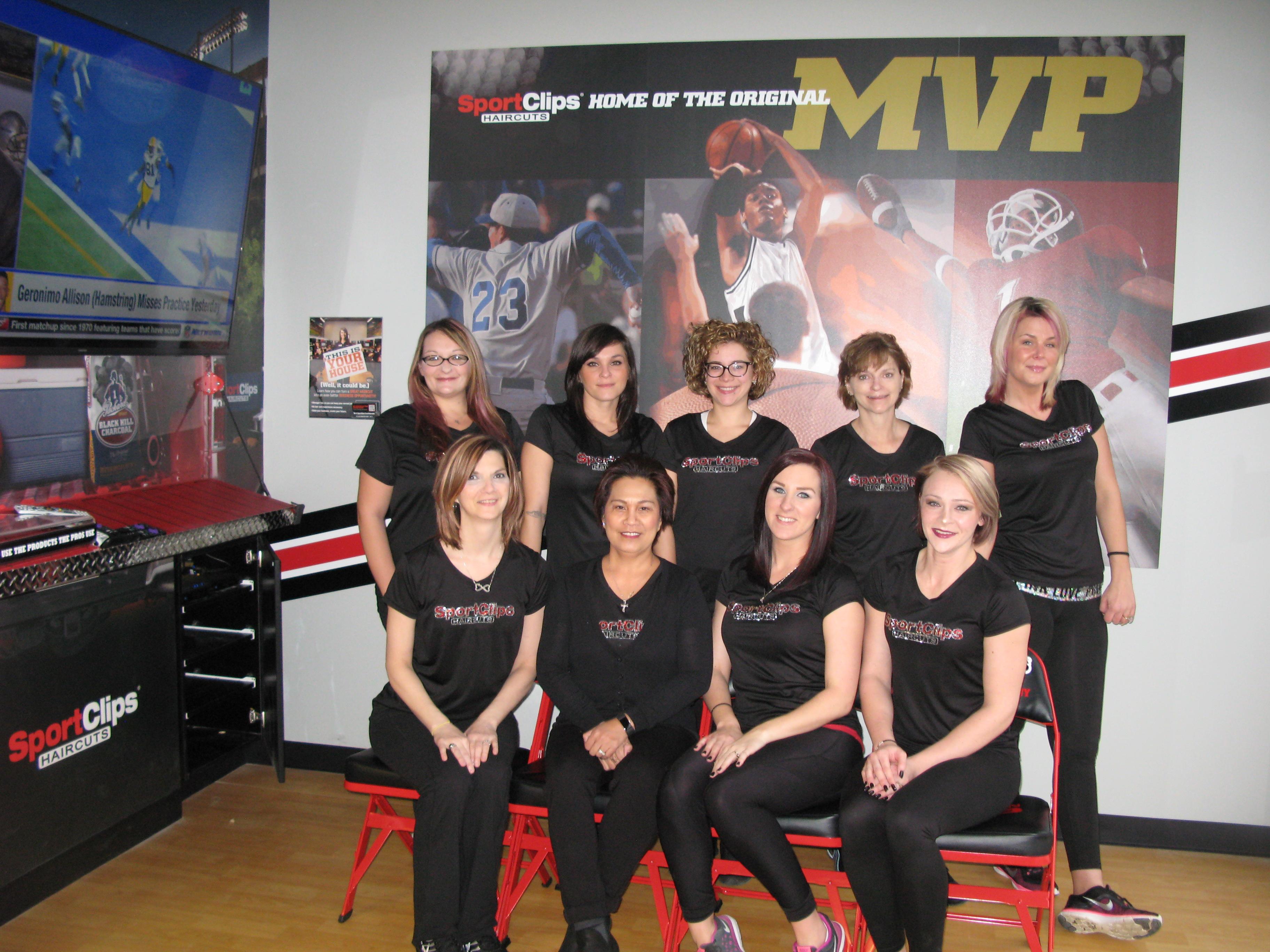 Sport Clips Brings Mvp Hair Care To Ov Mall News Sports Jobs