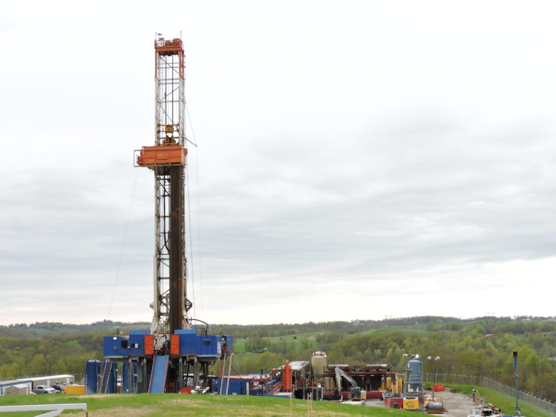 File photo Despite a national slowdown in drilling activity, companies working in Eastern Ohio continue breaking records and adding acreage.