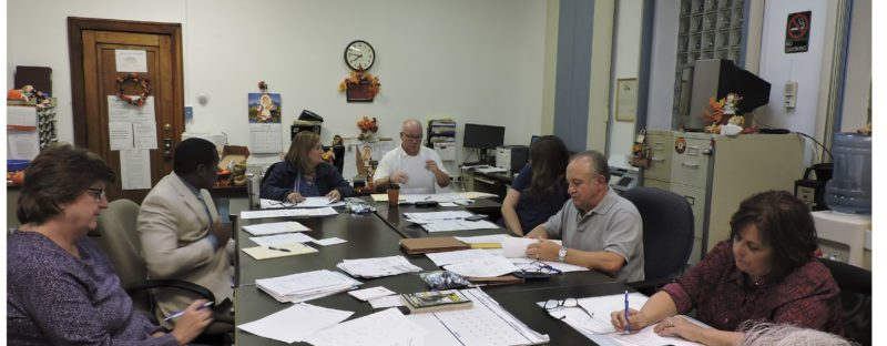 "T-L File Photos/JANELL HUNTER Yorkville Mayor Blair Closser says the village will resolve a problem with its financial records that led the Ohio auditor to declare the village ""unauditable."""