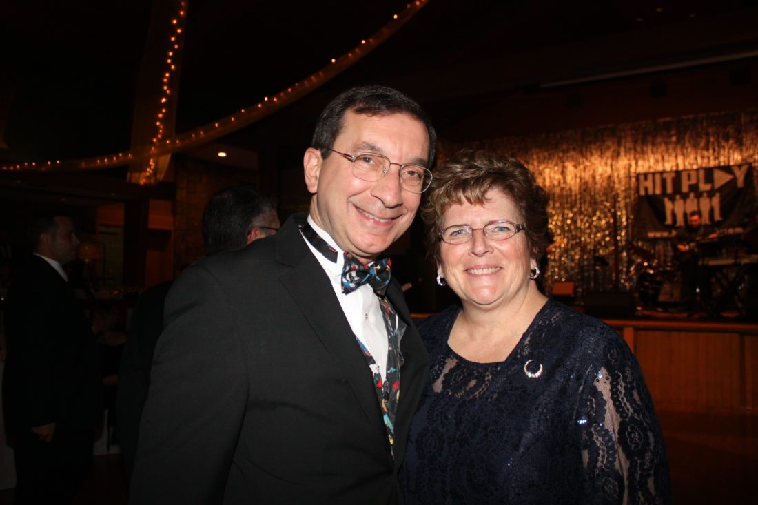 Photo Provided  Dr. Daniel Joseph, shown with his wife Debbie, will be honored at this year's Light of the Valley luncheon on Aug. 16.