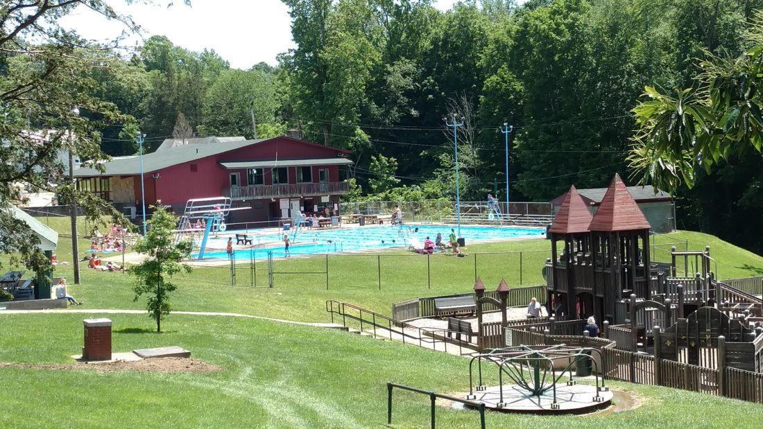 Barnesville pool one