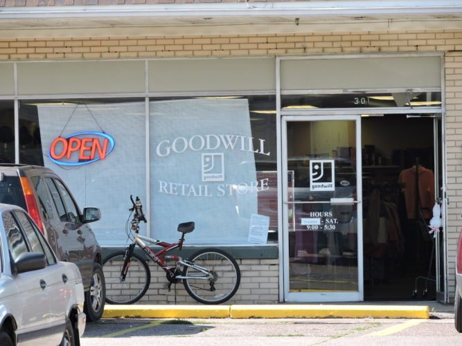 Photo by Dylan McKenzie The Goodwill store in Martins Ferry plans to close by the end of September.