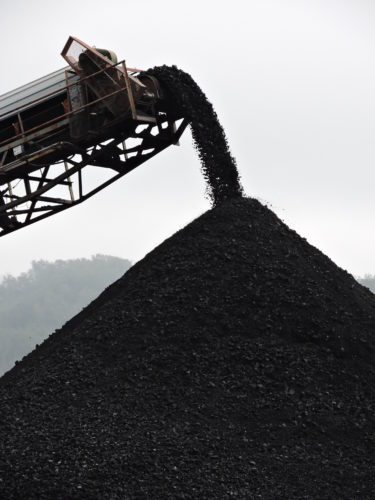 TLPhoto/Casey Junkins Mine Safety and Health Administration data indicate coal miners continue showing productivity gains, which results from using fewer workers.