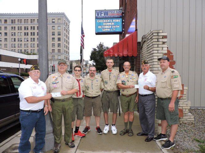 VFW SCOUTS (10-15)