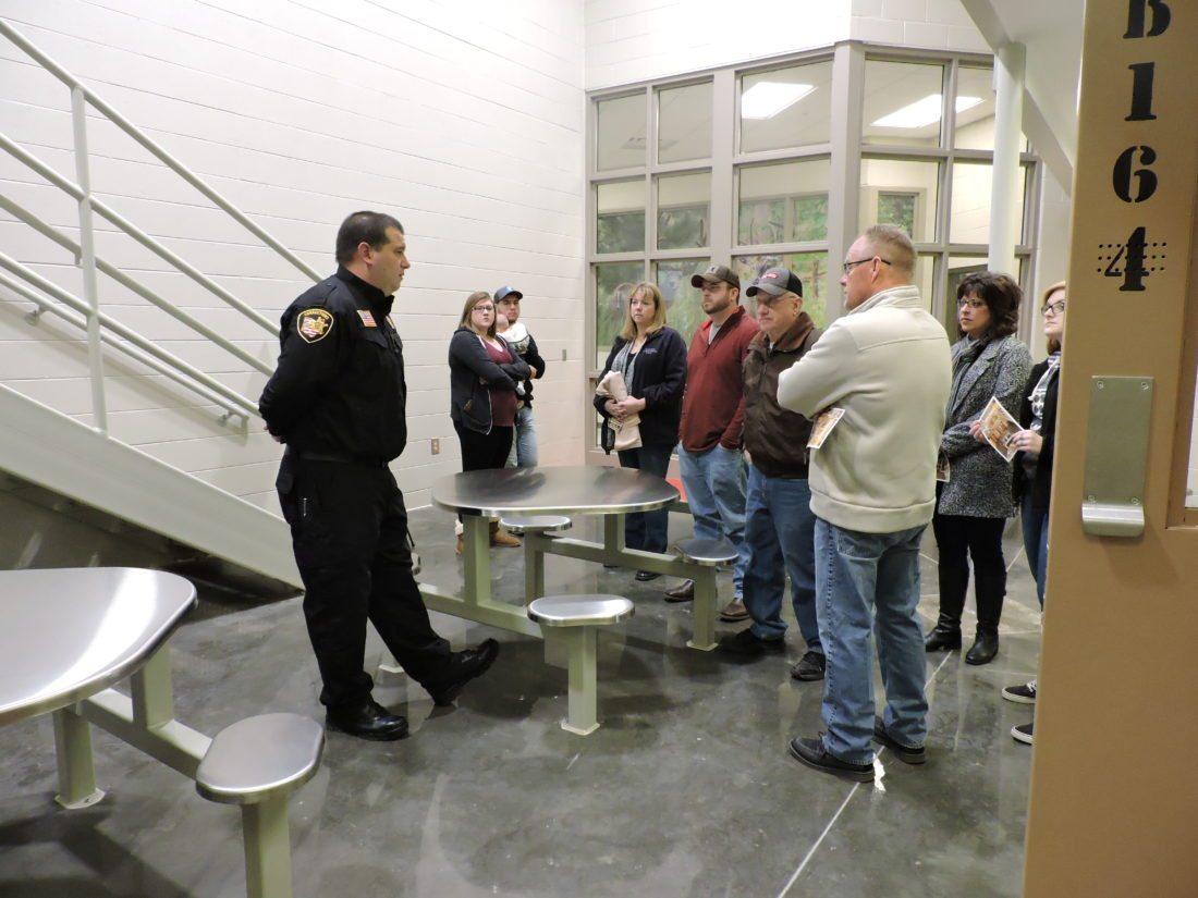 sedgwick county detention facility jobs