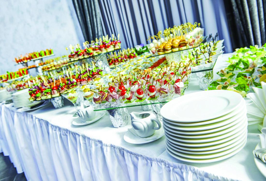 Unconventional Wedding Menu Ideas News Sports Jobs The Times
