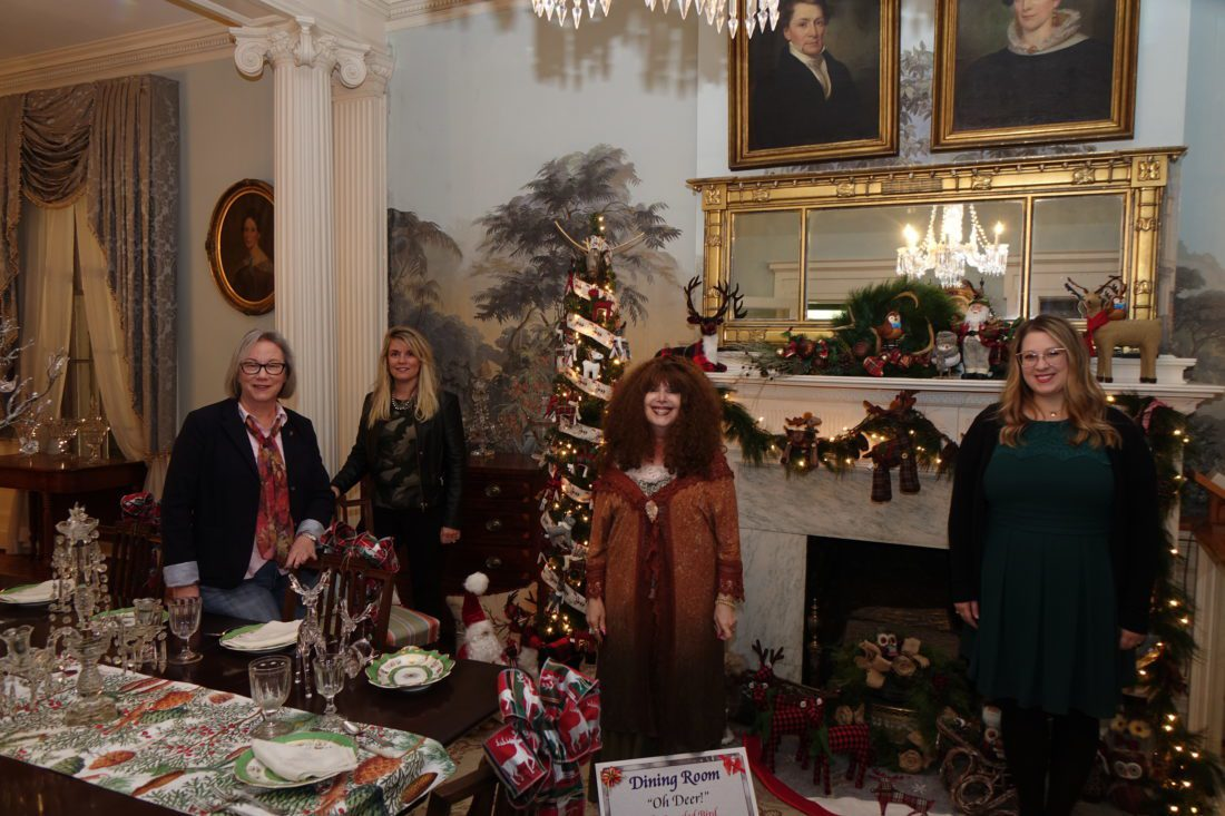 Oglebay\'s Mansion Museum is decked for the holidays | News, Sports ...