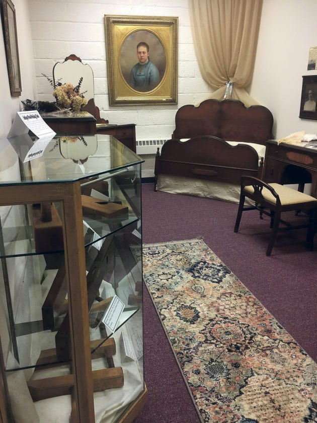 Photo Submitted To Times Observer The New Furniture Room At The Wilder  Museum Of Warren County History Will Host One Of The Classes Of The Warren  Garden ...