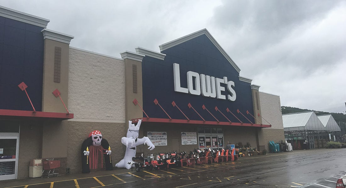 Lowe's Will Begin Laying Off Thousands Of Their Employees