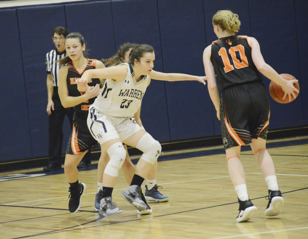 Lady Dragons bounce back from first loss of season to beat ...