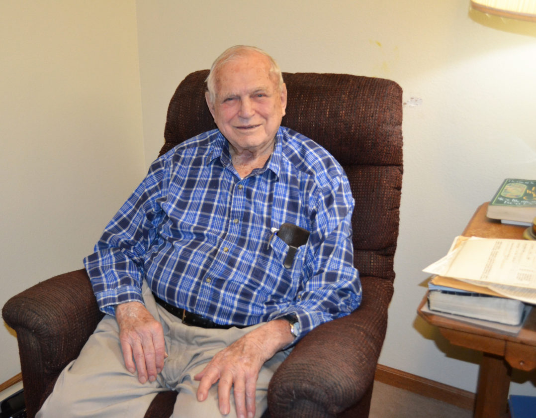 Exceptional WWII Vet Recalls Asiatic Pacific Theater | News, Sports, Jobs   Times  Republican