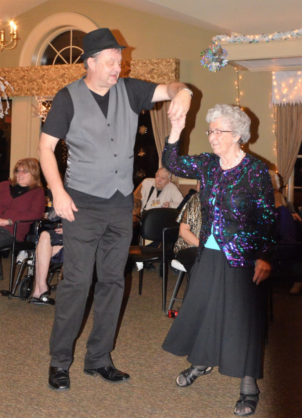 Oakview Nursing Home holds 14th annual Snowflake Ball   News, Sports ...