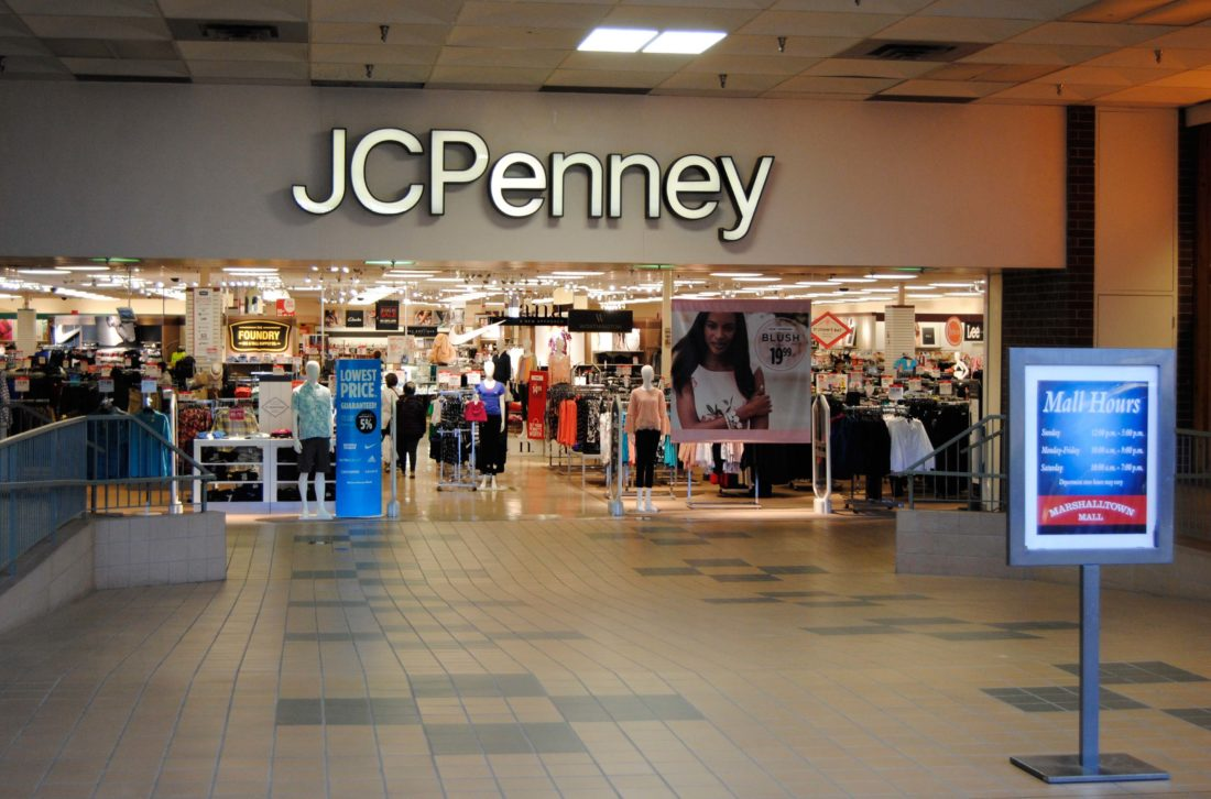 T-R PHOTO  Several nationwide retailers like J.C. Penney, Kmart and Payless Shoe Source have announced store closings in 2017 — Marshalltown's locations, however, have been spared and remain open.