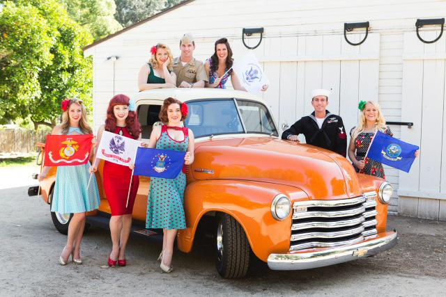 """CONTRIBUTED PHOTO The American Legion Post 46 will also host the """"Pin-ups on Tour"""" show at 5:30 p.m. Sunday, May 7 (doors open at 4:30 p.m.)"""
