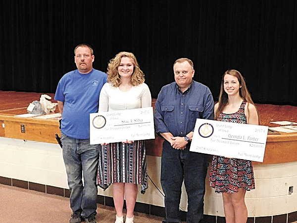 Iowa Mason Scholarships