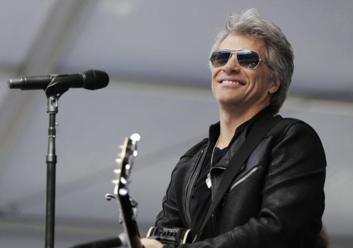 Bon Jovi Graduation Surprise