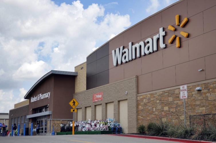 Walmart Employee Deliveries