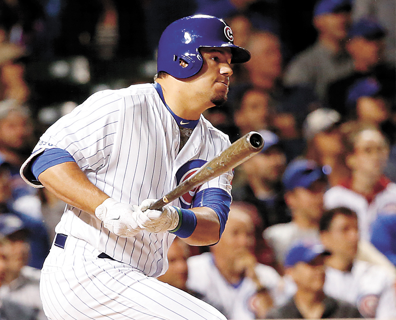 Kyle Schwarber Reports To Iowa Cubs