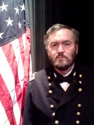 Grady, as President Grant